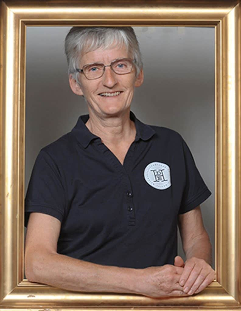 Tove Kjær Petersen<br> Ernæringsassistent <br>
